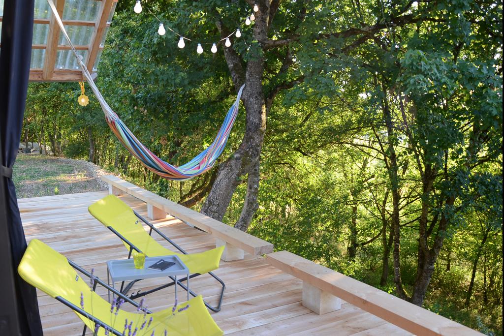 HVL PAV S terrasse guirlande net