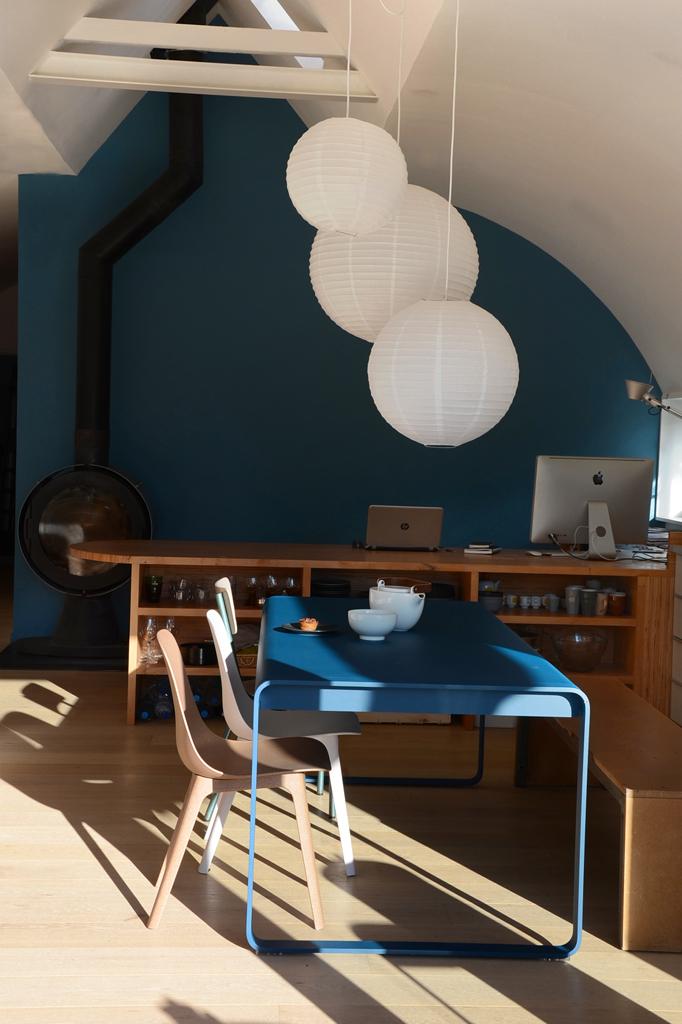 HVL vue ext table bleu net