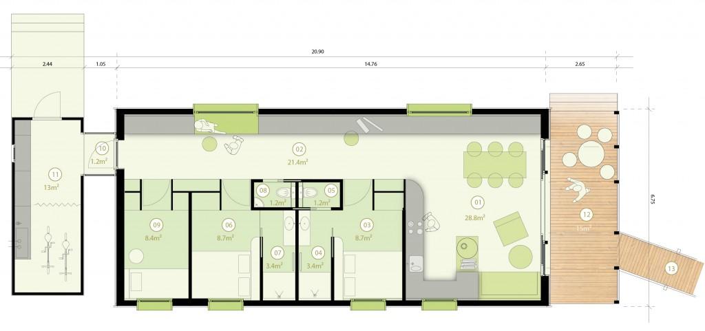 plan habitat -L-